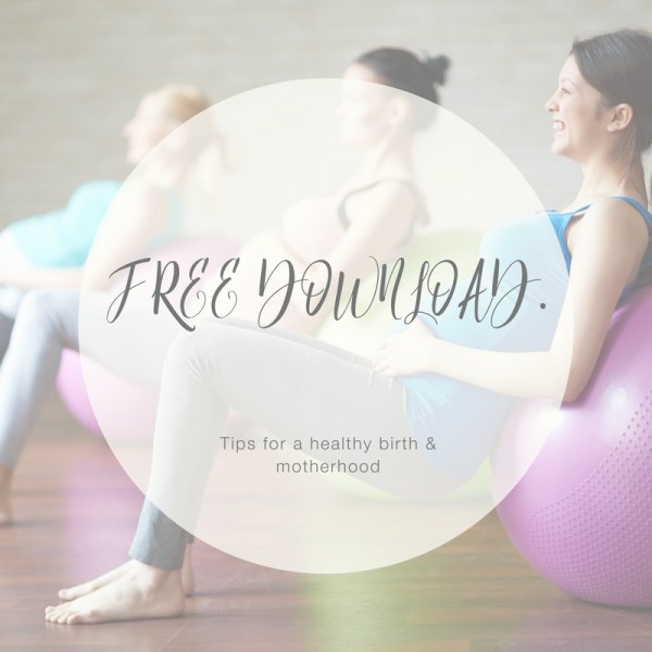 Free Download - Health birth & motherhood